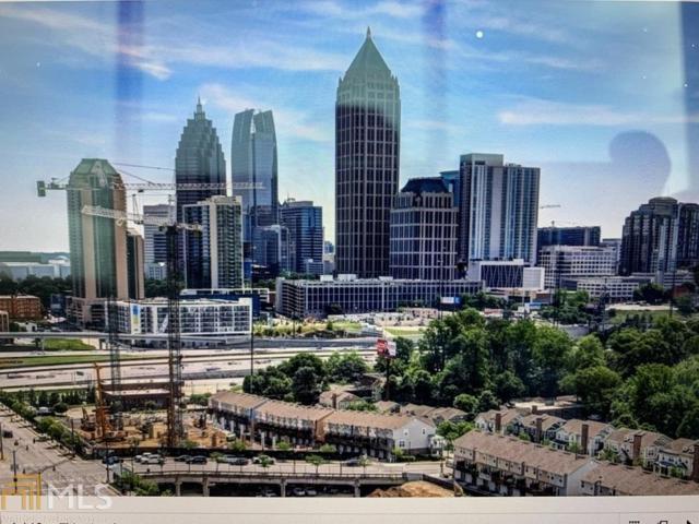 361 17th St #2315, Atlanta, GA 30363 (MLS #8581448) :: Rettro Group
