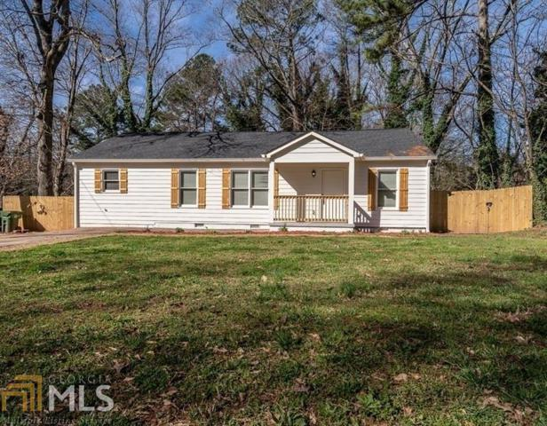 1825 Evans Dr, Atlanta, GA 30310 (MLS #8582217) :: Team Cozart