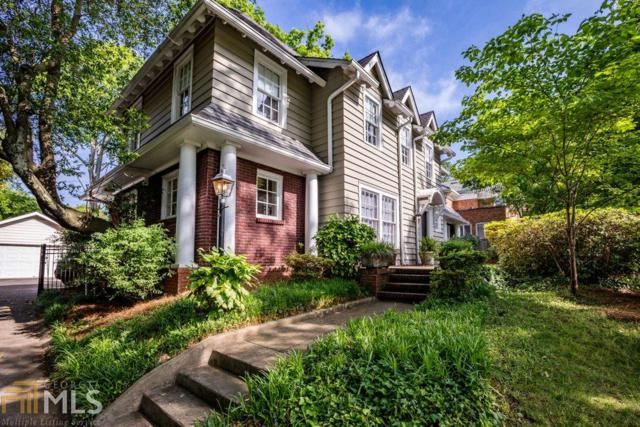 1028 Oxford Rd, Atlanta, GA 30306 (MLS #8582433) :: Buffington Real Estate Group