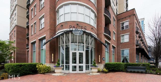 325 E Paces Ferry Rd #609, Atlanta, GA 30305 (MLS #8582463) :: Rettro Group