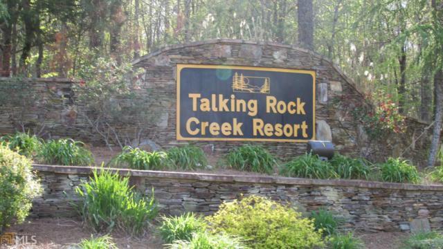 0 Marie Dr Lot 1834, Talking Rock, GA 30175 (MLS #8584046) :: Rettro Group
