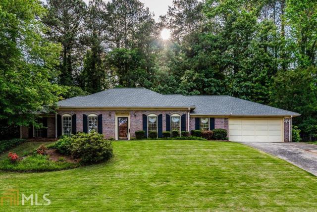 1447 Brookcliff Dr, Marietta, GA 30062 (MLS #8584055) :: Buffington Real Estate Group