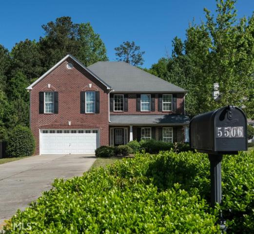 5506 Mossy View Dr, Douglasville, GA 30135 (MLS #8584173) :: The Heyl Group at Keller Williams