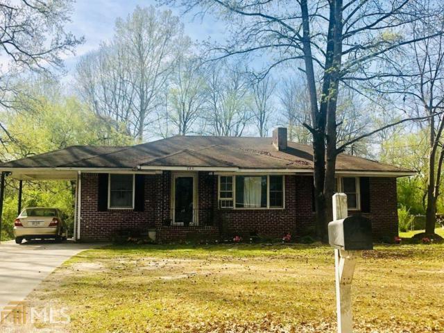 795 Jesters Lake Dr, Jonesboro, GA 30236 (MLS #8584235) :: Buffington Real Estate Group