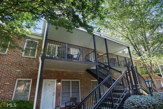 3675 Peachtree Rd #14, Atlanta, GA 30319 (MLS #8584306) :: Rettro Group