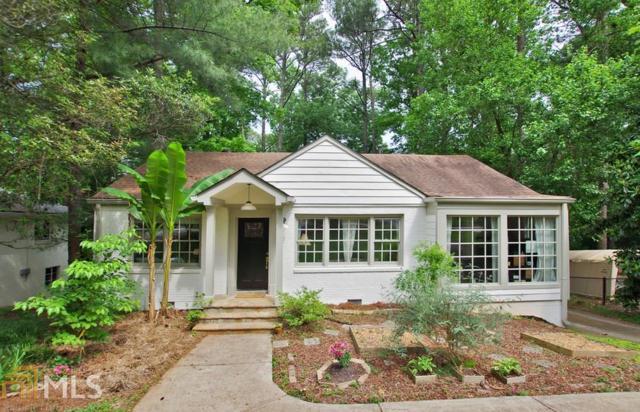 1831 Dyson Dr, Decatur, GA 30030 (MLS #8585035) :: Buffington Real Estate Group