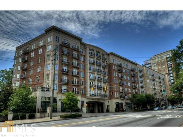 2277 Peachtree Rd #307, Atlanta, GA 30309 (MLS #8585040) :: Rettro Group