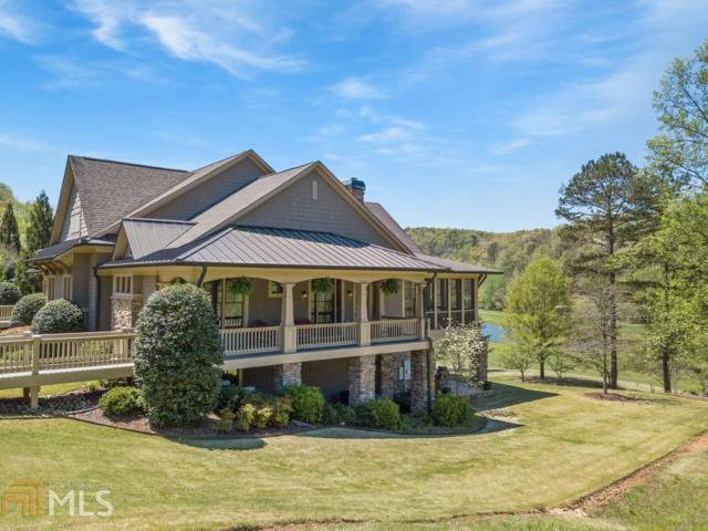 25 Fairway Ct, Dahlonega, GA 30533 (MLS #8585056) :: The Heyl Group at Keller Williams