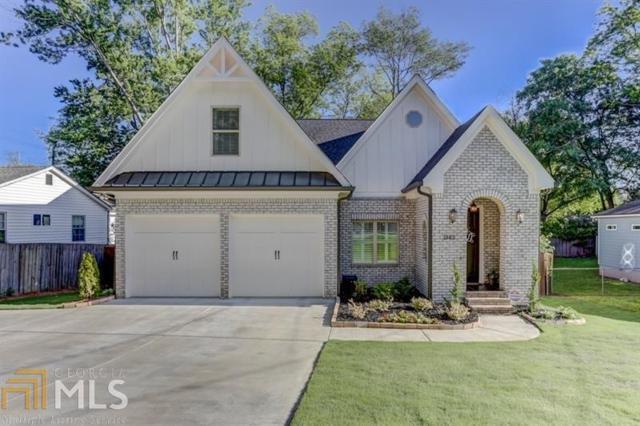 1343 Marston Street Se, Smyrna, GA 30080 (MLS #8585693) :: Royal T Realty, Inc.