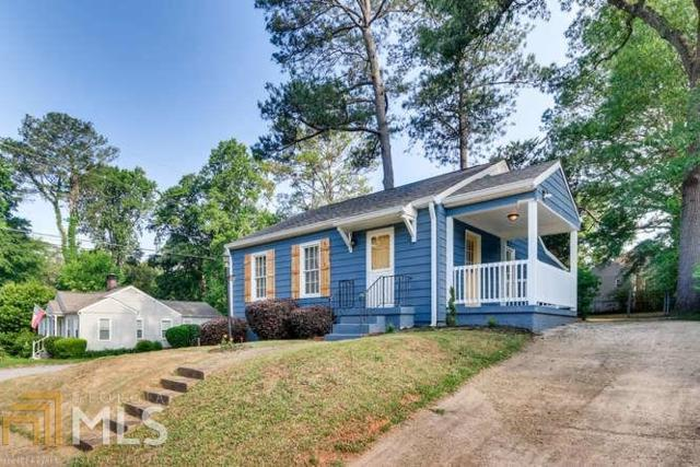 1281 E Forrest Avenue, East Point, GA 30344 (MLS #8585881) :: Buffington Real Estate Group