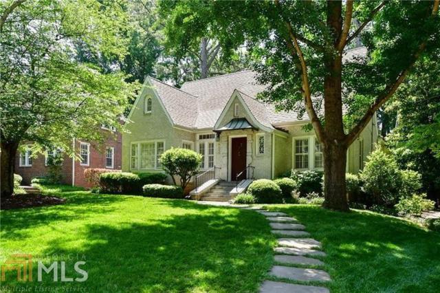 1253 Pasadena Avenue, Atlanta, GA 30306 (MLS #8586071) :: Royal T Realty, Inc.