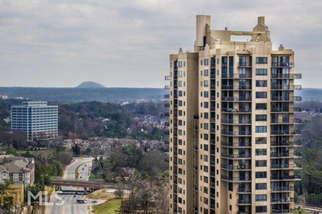 3481 Lakeside #808, Atlanta, GA 30326 (MLS #8586330) :: Rettro Group
