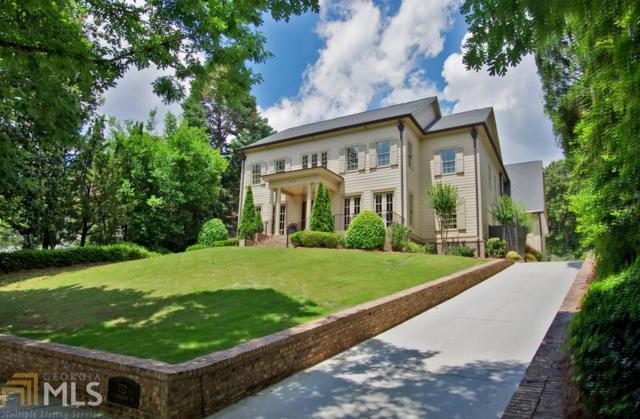 722 E Morningside Drive Ne, Atlanta, GA 30324 (MLS #8586336) :: Royal T Realty, Inc.
