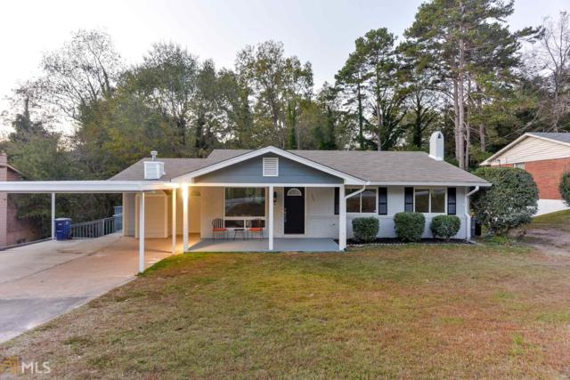 398 Laura Dr, Gainesville, GA 30501 (MLS #8586600) :: Buffington Real Estate Group