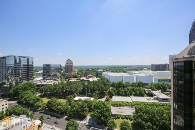 1280 W Peachtree St #2510, Atlanta, GA 30309 (MLS #8586699) :: Rettro Group