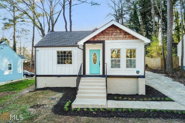 1347 W W Wesley, Atlanta, GA 30327 (MLS #8586731) :: Buffington Real Estate Group