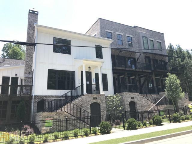 1309 Wharton Ct #46, Atlanta, GA 30318 (MLS #8586749) :: Buffington Real Estate Group