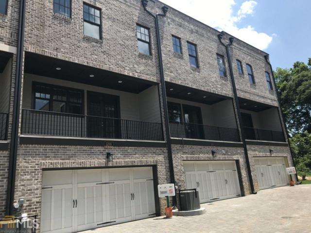 1204 Wharton Ct #49, Atlanta, GA 30318 (MLS #8586752) :: Buffington Real Estate Group