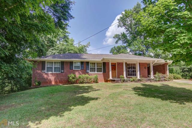 4197 Jackson Rd, Covington, GA 30014 (MLS #8586757) :: Buffington Real Estate Group