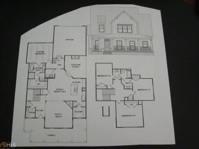 4056 Andover Circle #133, Mcdonough, GA 30252 (MLS #8586763) :: Buffington Real Estate Group