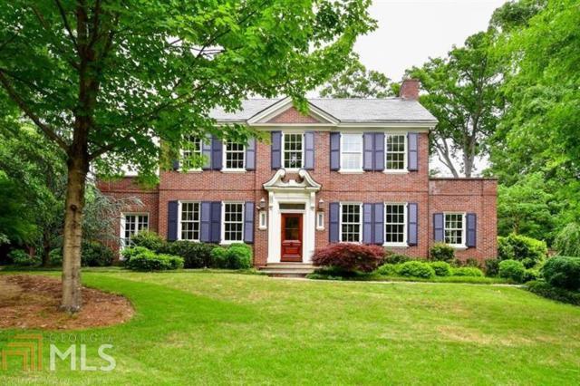 1424 Fairview Rd, Atlanta, GA 30306 (MLS #8586882) :: Buffington Real Estate Group