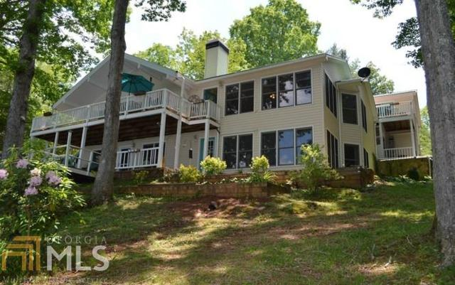 815 Beech Cove Rd, Hiawassee, GA 30546 (MLS #8587190) :: Bonds Realty Group Keller Williams Realty - Atlanta Partners