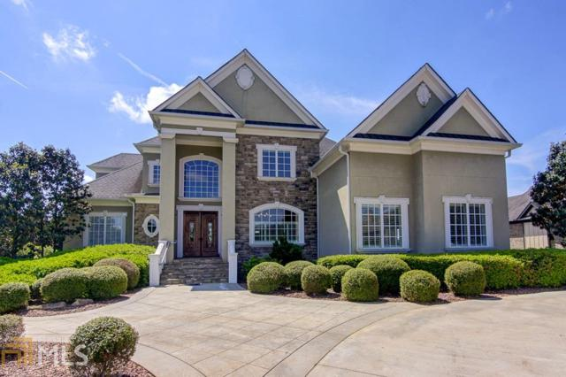 940 Winged Foot Trail, Fayetteville, GA 30215 (MLS #8587333) :: Keller Williams Realty Atlanta Partners