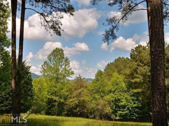 0 Longview Dr Lot 74, Blairsville, GA 30512 (MLS #8587725) :: Team Cozart