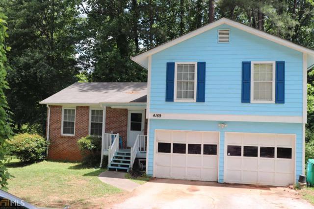 4169 Cedar Ridge, Stone Mountain, GA 30083 (MLS #8587972) :: The Heyl Group at Keller Williams