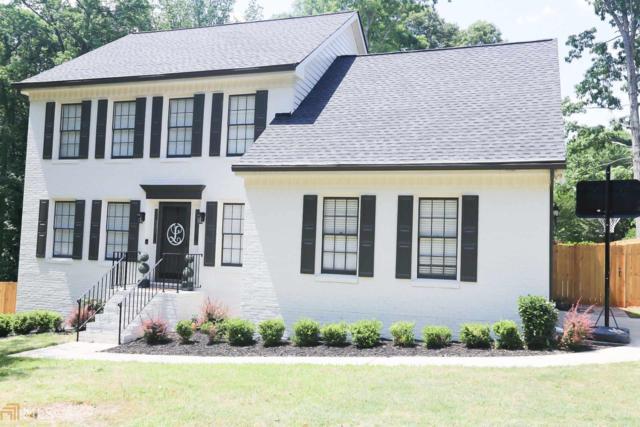 3561 Stillwood Dr, Snellville, GA 30039 (MLS #8588138) :: Crown Realty Group