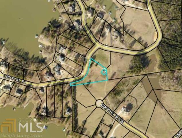 0 Crystal Pt Lot 43 C, White Plains, GA 30678 (MLS #8588331) :: Bonds Realty Group Keller Williams Realty - Atlanta Partners