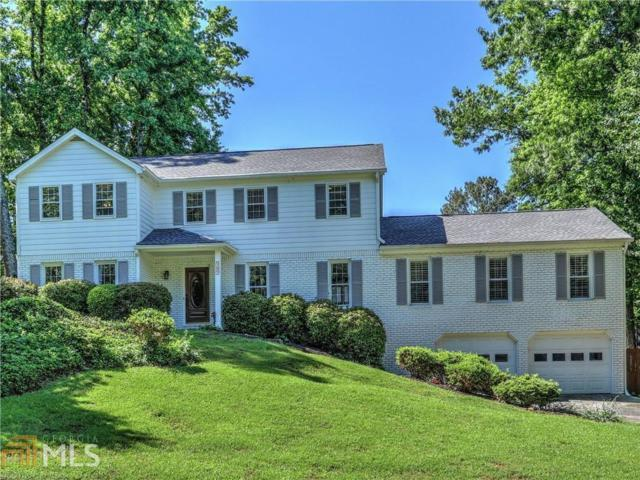 989 Hidden Hollow Dr, Marietta, GA 30068 (MLS #8588500) :: Rettro Group