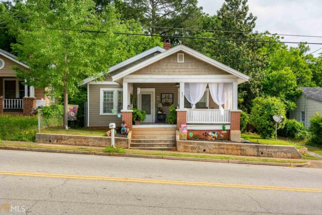 317 E Main St, Thomaston, GA 30286 (MLS #8588910) :: Rettro Group