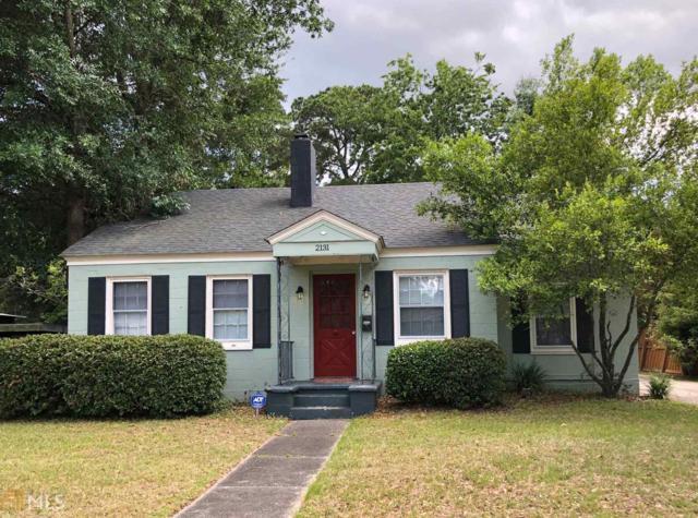 2131 E 42nd St, Savannah, GA 31404 (MLS #8589489) :: The Heyl Group at Keller Williams