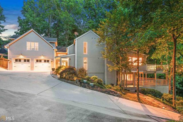 1265 Old Woodbine Rd, Sandy Springs, GA 30319 (MLS #8589600) :: Ashton Taylor Realty