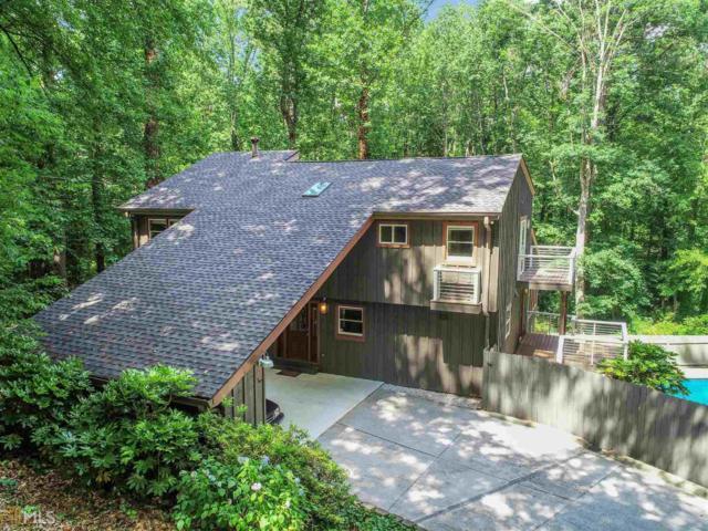 2177 Mountain Creek Dr, Smoke Rise, GA 30087 (MLS #8589954) :: Team Cozart