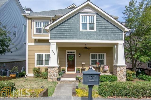 290 West Peachtree St, Norcross, GA 30071 (MLS #8590176) :: The Heyl Group at Keller Williams