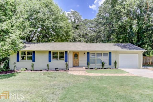 2871 Strathmoor Rd, Smyrna, GA 30080 (MLS #8590423) :: Bonds Realty Group Keller Williams Realty - Atlanta Partners