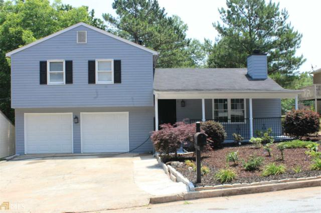 2160 Scarbrough Drive, Stone Mountain, GA 30088 (MLS #8590532) :: The Heyl Group at Keller Williams