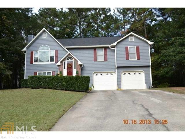 58 Oak Landing Way, Douglasville, GA 30134 (MLS #8590641) :: The Durham Team