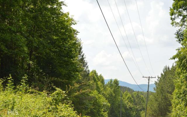 0 Pleasant Gap Road, Ellijay, GA 30540 (MLS #8590662) :: Bonds Realty Group Keller Williams Realty - Atlanta Partners