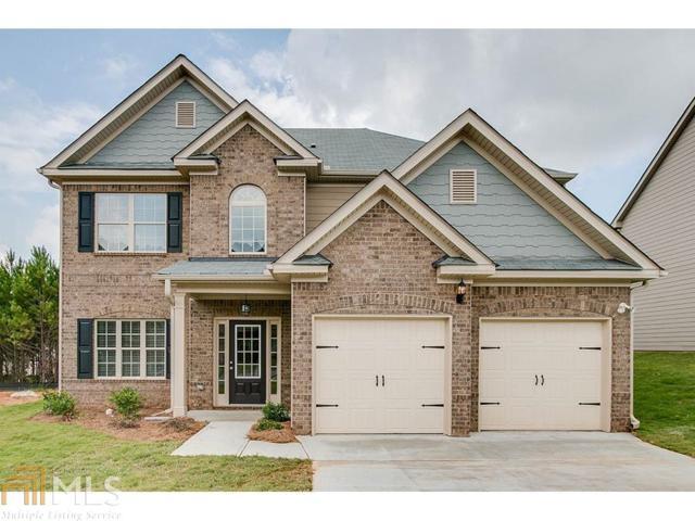 3813 Village Crossing Circle #6, Ellenwood, GA 30294 (MLS #8590763) :: Ashton Taylor Realty