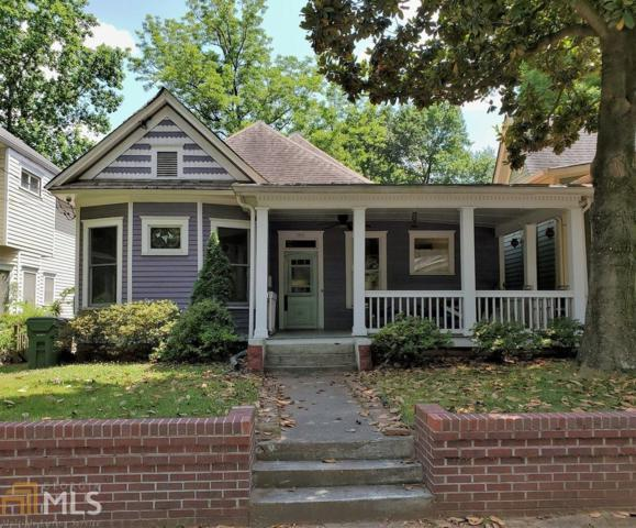 363 Woodward Avenue Se, Atlanta, GA 30312 (MLS #8590771) :: Ashton Taylor Realty