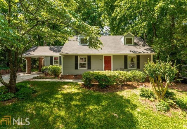 2578 Ridgewood Terrace Nw, Atlanta, GA 30318 (MLS #8590892) :: The Heyl Group at Keller Williams