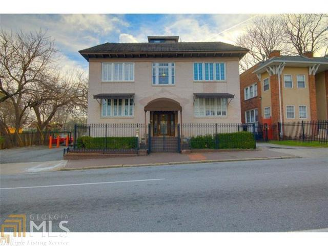 673 NE Boulevard #12, Atlanta, GA 30308 (MLS #8590986) :: The Heyl Group at Keller Williams