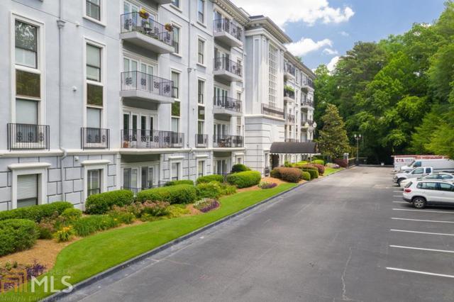 3201 Lenox Rd #25, Atlanta, GA 30324 (MLS #8592093) :: Rettro Group