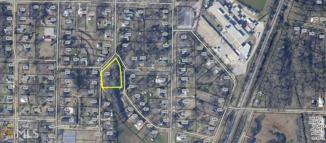901 Callaway Ave, Lagrange, GA 30240 (MLS #8592254) :: Rettro Group