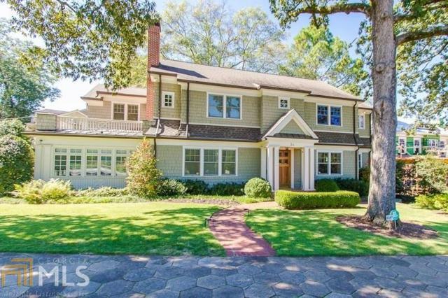 34 Park Ln, Atlanta, GA 30309 (MLS #8592430) :: Royal T Realty, Inc.