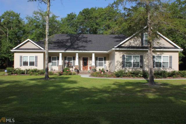 207 Shiloh Dr, Brooklet, GA 30415 (MLS #8592539) :: RE/MAX Eagle Creek Realty