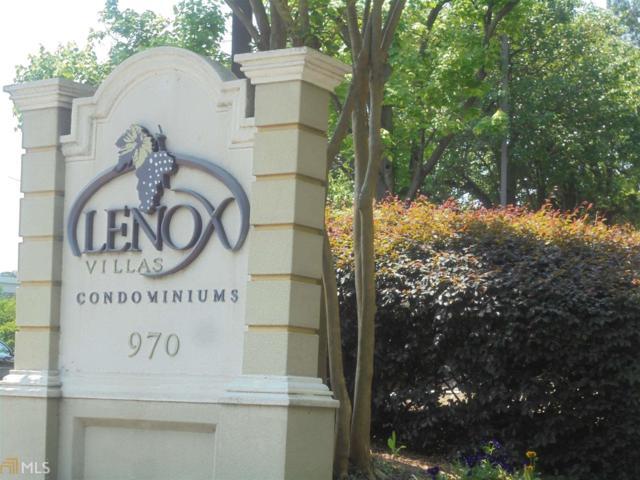 970 NE Sidney Marcus Blvd #2306, Atlanta, GA 30324 (MLS #8592760) :: Rettro Group